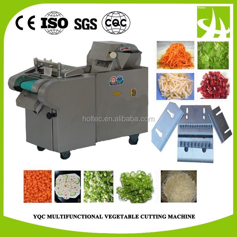 YQC 1000 Vegetable Cutting Machine, Vegetable preparation machine