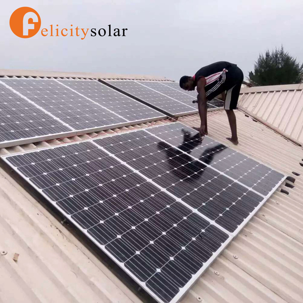 Energy saving 3kw solar power system for home pakistan Sao Tome and Principe