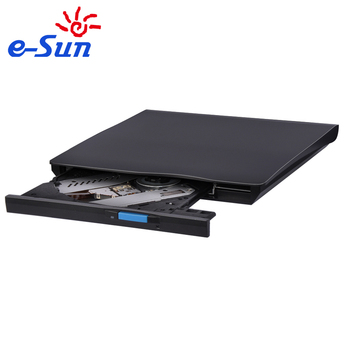 E-sun external portable dvd rw dvdrom 9.5mm Optical drive burner upgrade from thinkpad