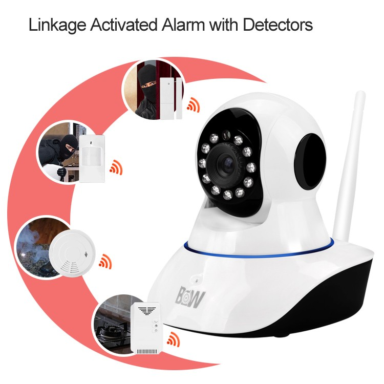 2016 indoor pan-tilt HD 960p WIFI Robot Camera p2p ptz android hand watch mobile phone