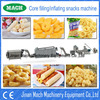 CE Certificated Corn Snacks Food Process Equipment
