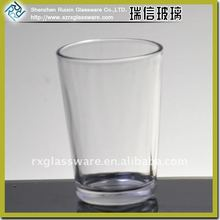 Restaurant use Plain Machine Made small glass Tumbler