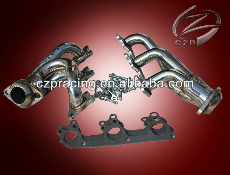 Exhaust header for Mustang 4.0L V6 2005-2010