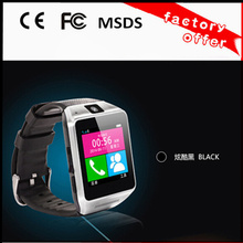 New Arrival! with 3g sim card slot can sync call phonebook and SMS smart watch