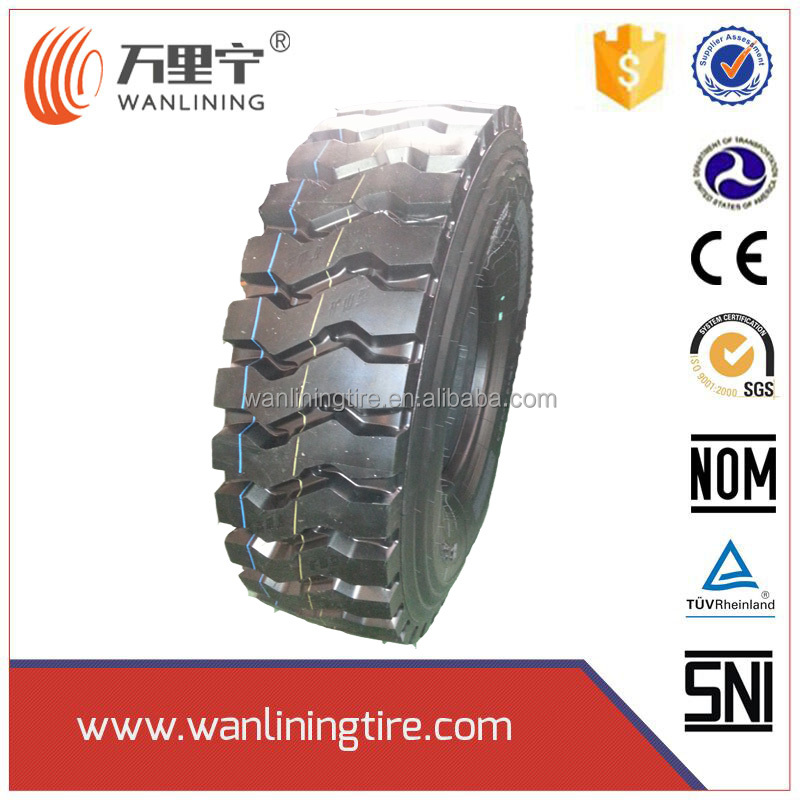 aeolus brand truck tire drive pattern back and front position 1100r20 1200r20 tires with INTERTEK CIQ