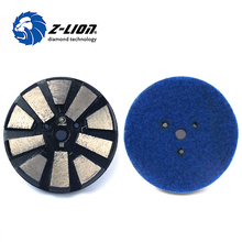 Z Lion Diamond Polishing tools stone floor grinding pad discs
