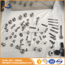 China screw,nuts,washer,anchor, titanium bolt factory selling non-standard Bolts