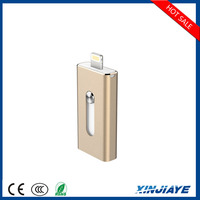 XINJIAYE USB 2.0 i Flash Drive Device 16GB U Disk With Extra Memory Storage For Iphone Ipad