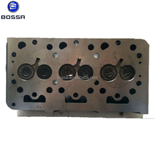 Chinese supplier manufacturing Kubota engine spare parts cylinder head