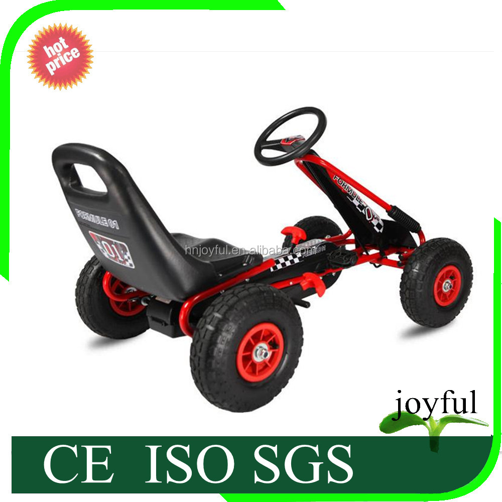 China alibaba fr kids go karts dune buggy for children with foot pedal and hand brake