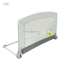 Bed side rail for baby