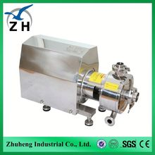 emulsion homogenizing pump functions of electric mixer electric mortar mixer