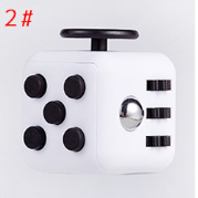 Popular 6 Sided Magical Fidget Cube Fidget Anti stress Toy