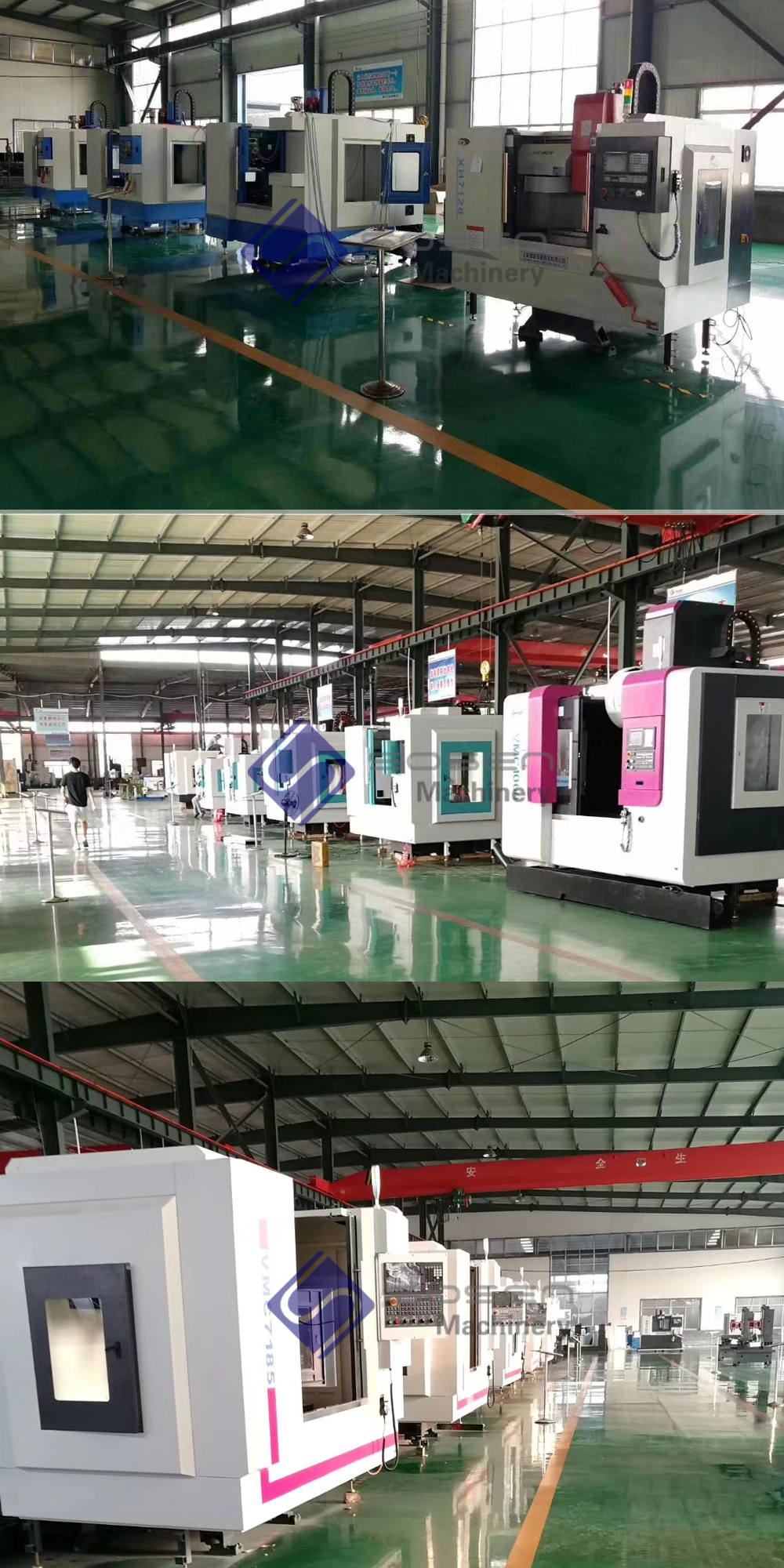 XH7126 Mini CNC milling machine price