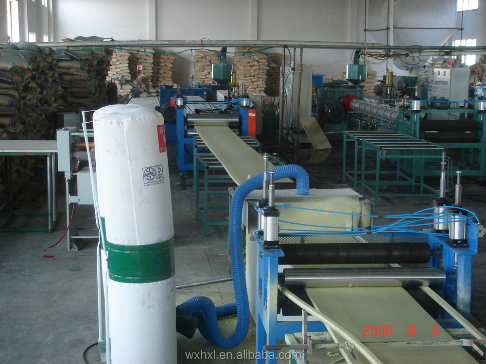 xps foam board production line/XPS foam machine