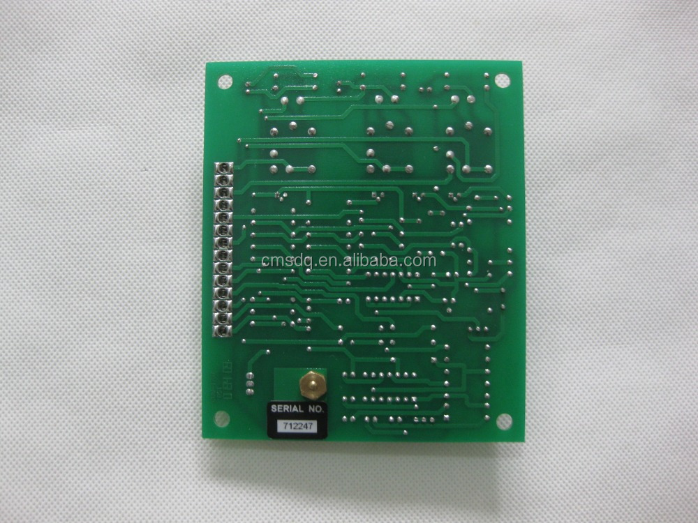 Generator overspeed protection board 3036453