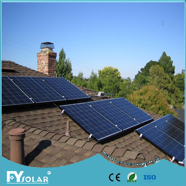 1.5KW- 20KW grid tied solar power system/generator without the batteries
