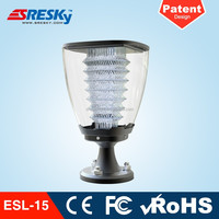 Solar Pavement Light Led Decorative Lamp For Garden