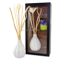 Gifts for birthday for friend wholesale reed diffuser/paper flower reed diffuser