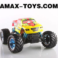 16860TOP rc car 4wd monster truck 1:16 4WD Electric Power Remote Control Monster Truck