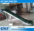 Hlx Wholesale Stainless Steel Frame Heavy Bearing Fixed Rate Belt Conveyor Systems