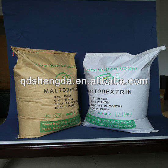 supply maltodextrin 10-12 food drying additives for milk powder