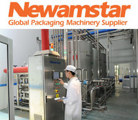 Automatic Packaging System For candle filling machine - filling machine