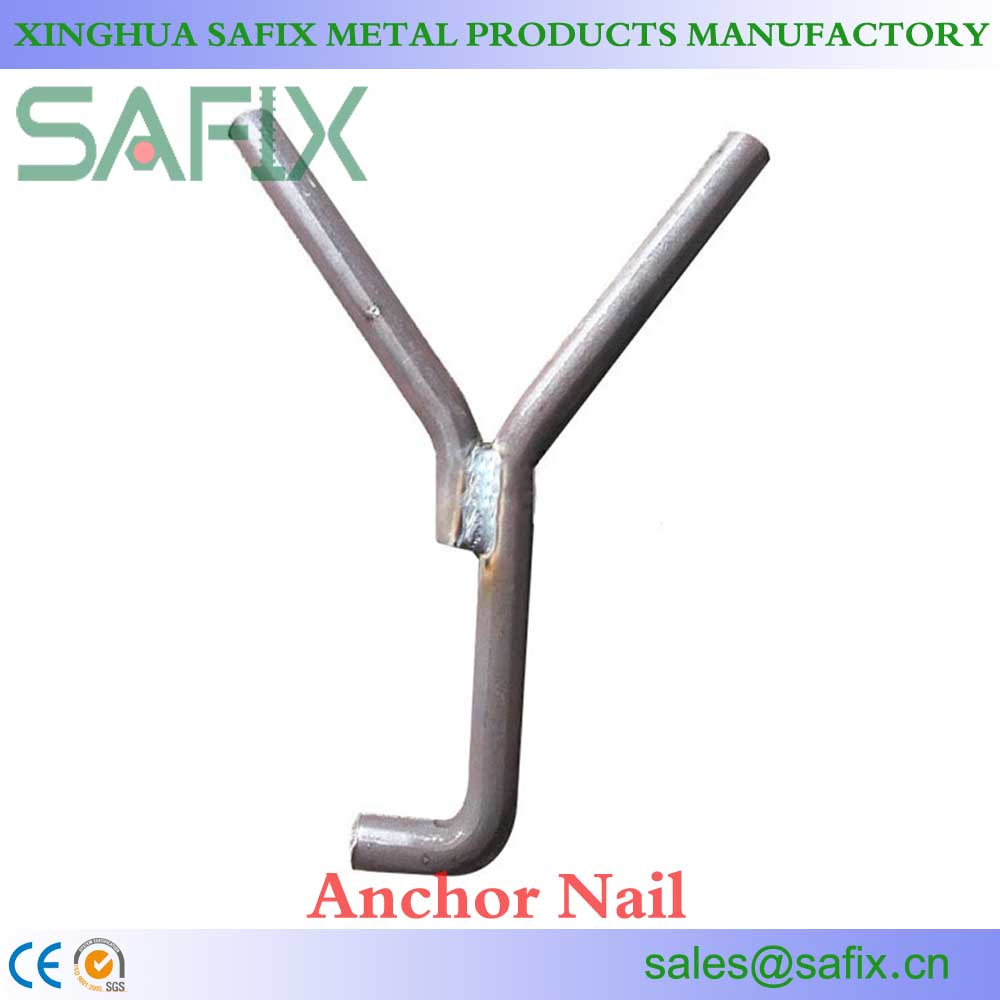 310s Stainless Steel Insulation Anchor Nail/Y type Furnace Anchor Bolt