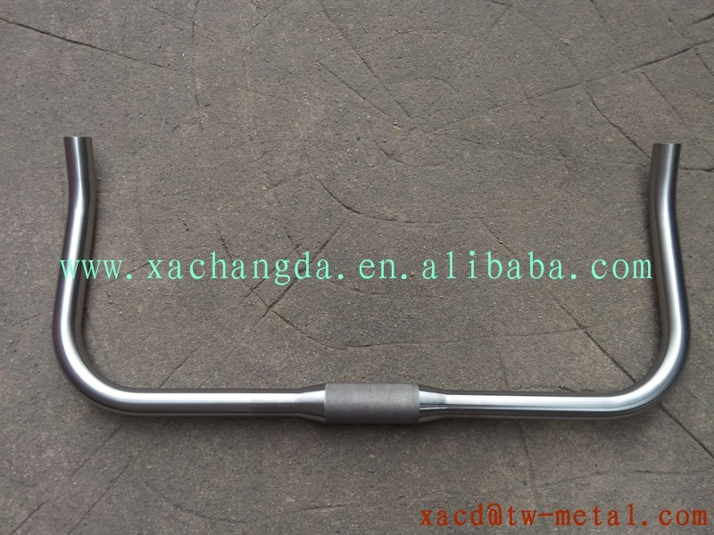 Road Bike Handle Bar custom XACD bending bicycle handlebar titanium cyclocross bike handlebar or road bicycle handle bar
