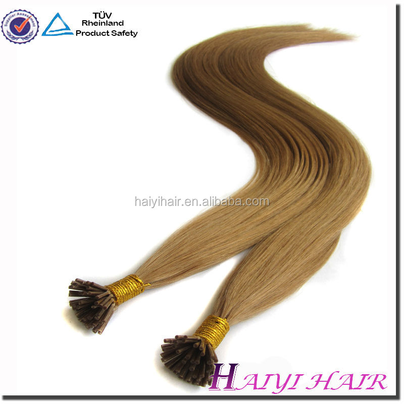 Wholesale Price Remy Italian Keratin Double Drawn 5a Grade Unprocessed Wholesale Brazilian Hair