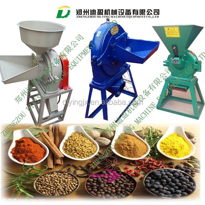Small model Electric fine powder Herb grinder / Root leaves grinding mill