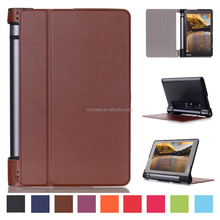 "8"" Tablet Leather Flip Case for lenovo yoga tab3 850F"