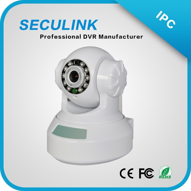 CCTV CAMERA baby monitor Table clock p2p 5m night vision function wireless H.264 30FPS 720P hidden ip camera R10 details