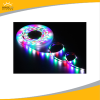 Best sales top quality 3528 12V flex changeable rgb programmable LED Strip Rolling Subtitles