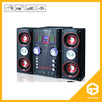 big power 2.1 speaker cwith subwoofer speaker home theatre hot sale