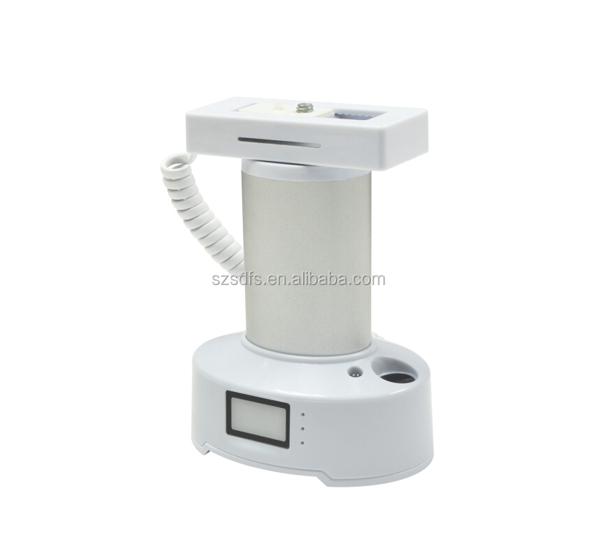 dfs factory professional camera alarm display stand for 3C marketplace