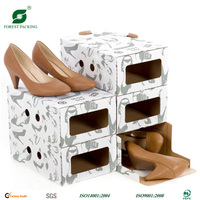 SHOE DISPLAY BOX FOR BABY SHOE FP101401