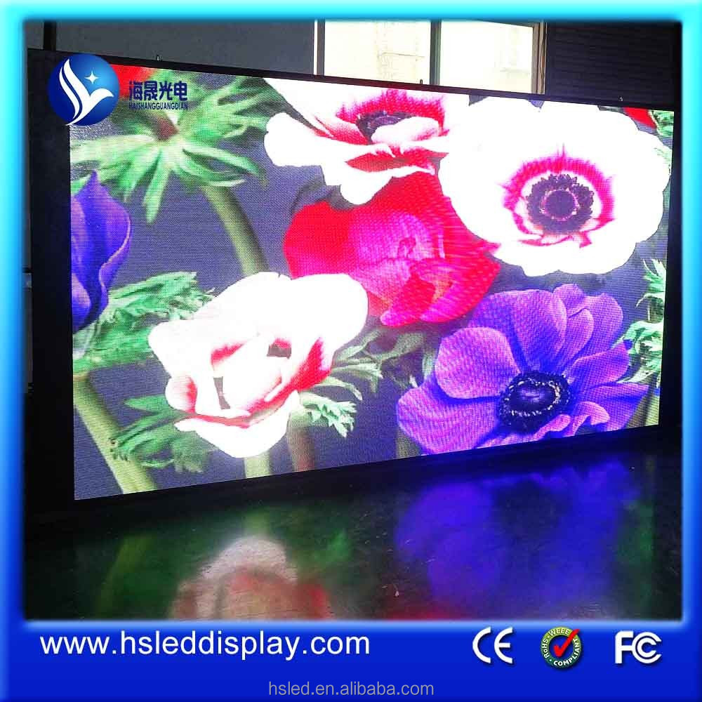 Xxx All--In-One HSTV LED Display Advertising Media