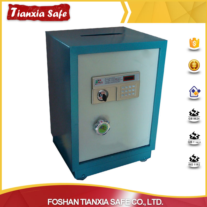 High quality deposit money electronic diversion safes wholesale made in China