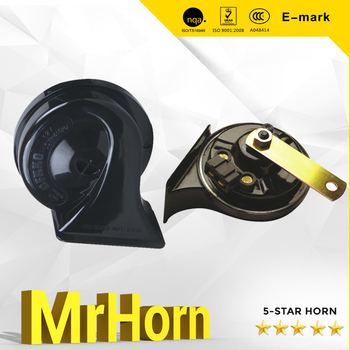 12 volt horn klaxon horn high and low tone car horns for sale