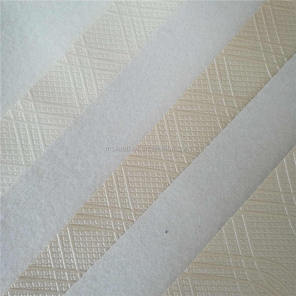 Good price PVC Leather for home decoration,TV Backing ,Furniture