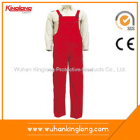 Made in China Hot Sale Pvc Bib Pants