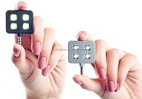 New design mini portable selfie flash led for smartphone,camera flash light for ipad