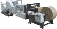Shopping bag production line
