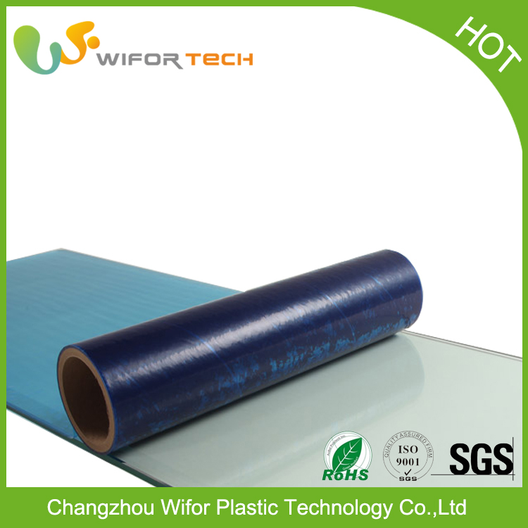 One Top Supplier Temporary Safety Film For Glass