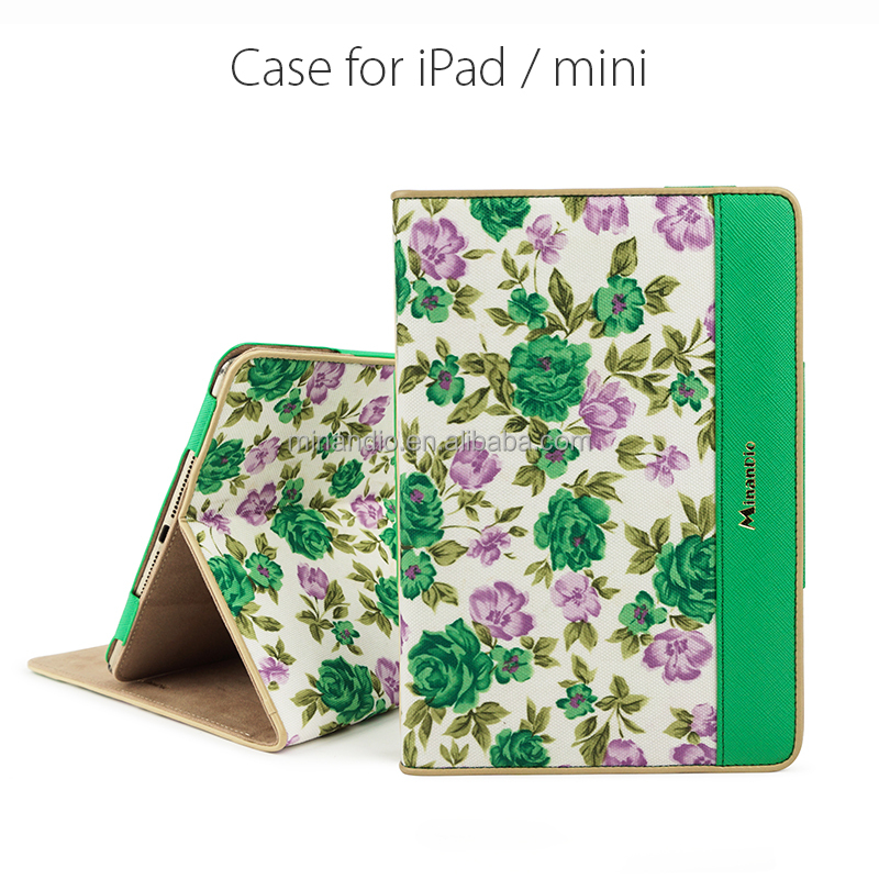 Specialized suppliers universal canvas & pu case for ipad 2 3 4 5