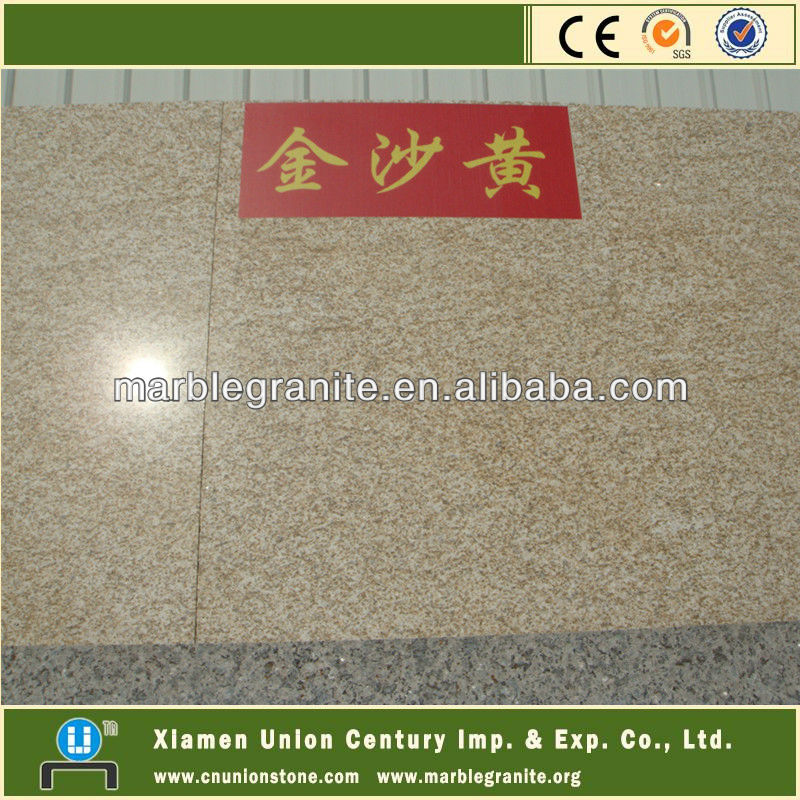 Golden Sand Yellow Granite