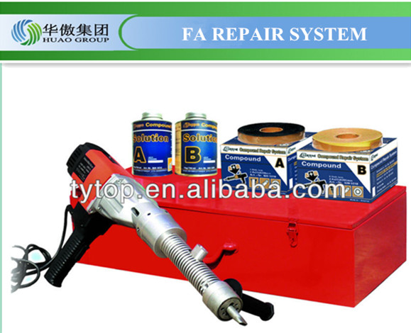 FA Extruder Gun for Conveyor Belt Quick Repair