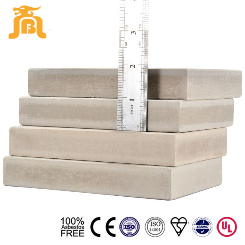 Reinforced High Strength Fiber Cement Panel Floor Board Price 20mm