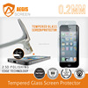 2014 hot sell product !! tempered glass screen protector for iphone 5S